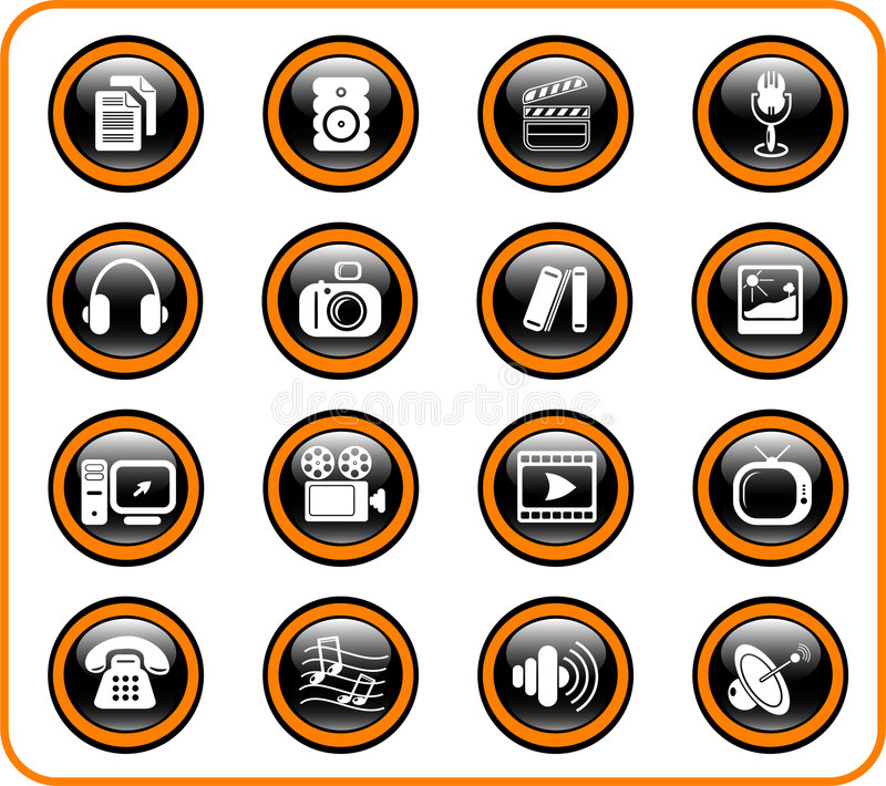 Download Icons Stock Images - Image: 2321984