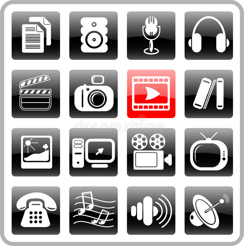 Download Icons Stock Photos - Image: 2322013