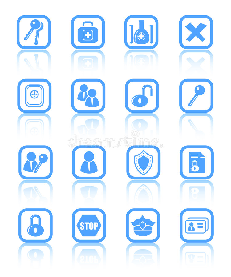 Download Icons Stock Images - Image: 2322114