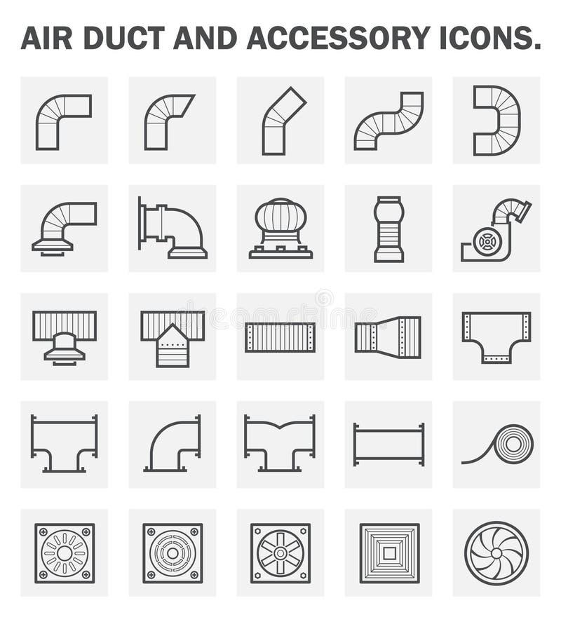 Icons stock illustration