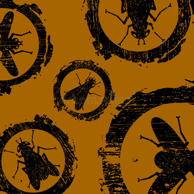 Download Icons of fly stock vector. Illustration of mosquito, abstract - 22793228