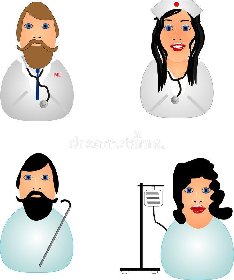 Download Icons Of Medical Field Stock Photography - Image: 8204922