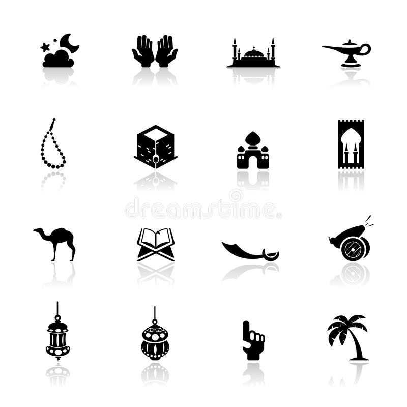 Download Icons Set Arabian Stock Images - Image: 19518664