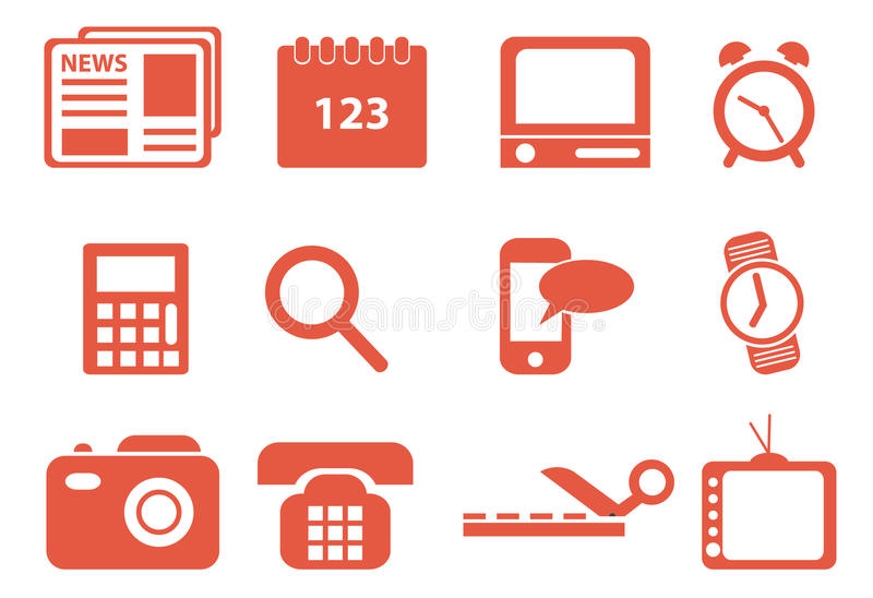 Download Icons Stock Images - Image: 31050834