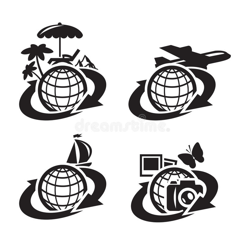 Download Icons. Vector illustration stock vector. Illustration of earth - 32021864