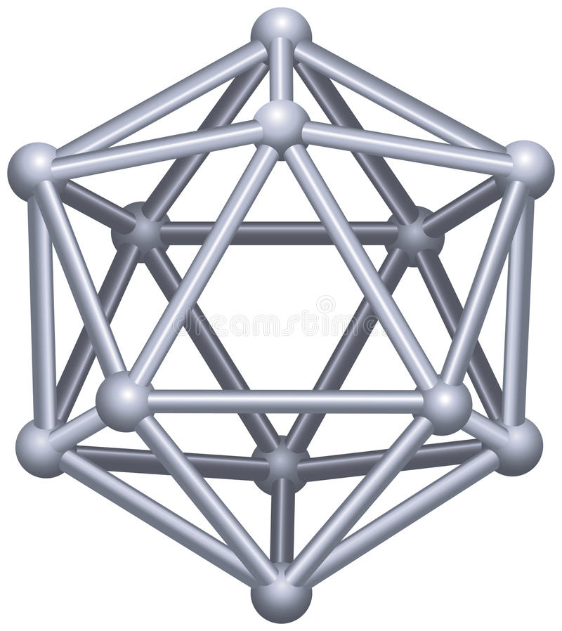 Download Icosahedron Stock Images - Image: 37654594