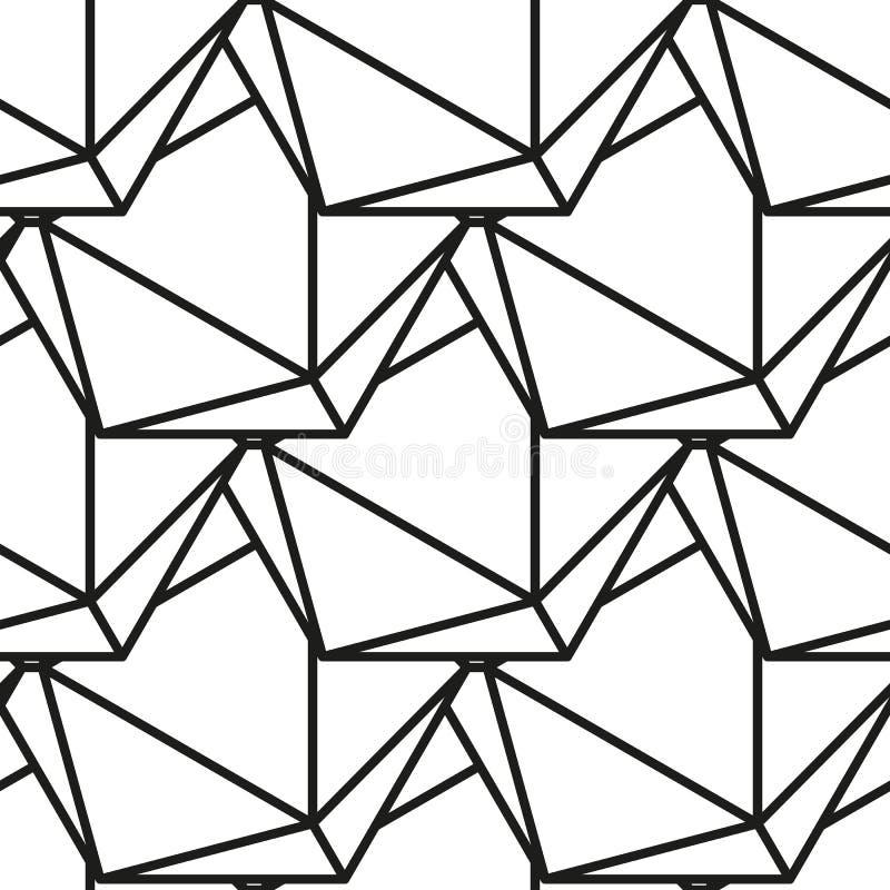 Icosahedronmodell vector3 vektor illustrationer