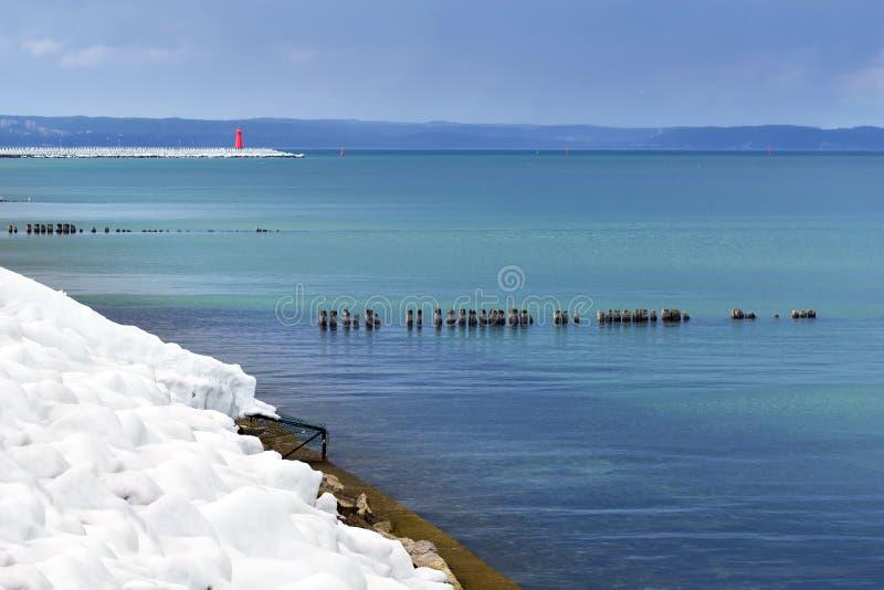 Download Icy Baltic Sea Coast At Winter. Stock Photos - Image: 38464033