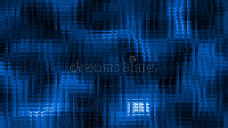 Icy blue background with dark spots stock photography