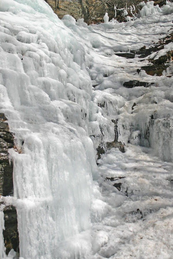 Download Icy Cascade stock image. Image of winter, climate, cascade - 37507739
