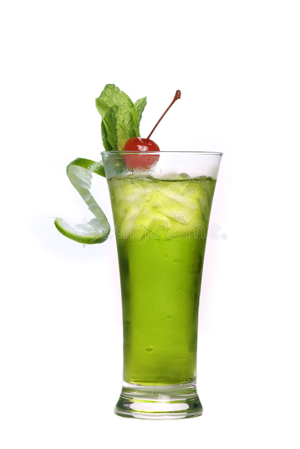 Icy Cold Drink Stock Photography