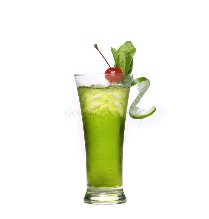 Icy Cold Drink royalty free stock photos