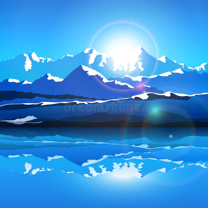 Free Icy Mountains 02 Stock Images - 73855714