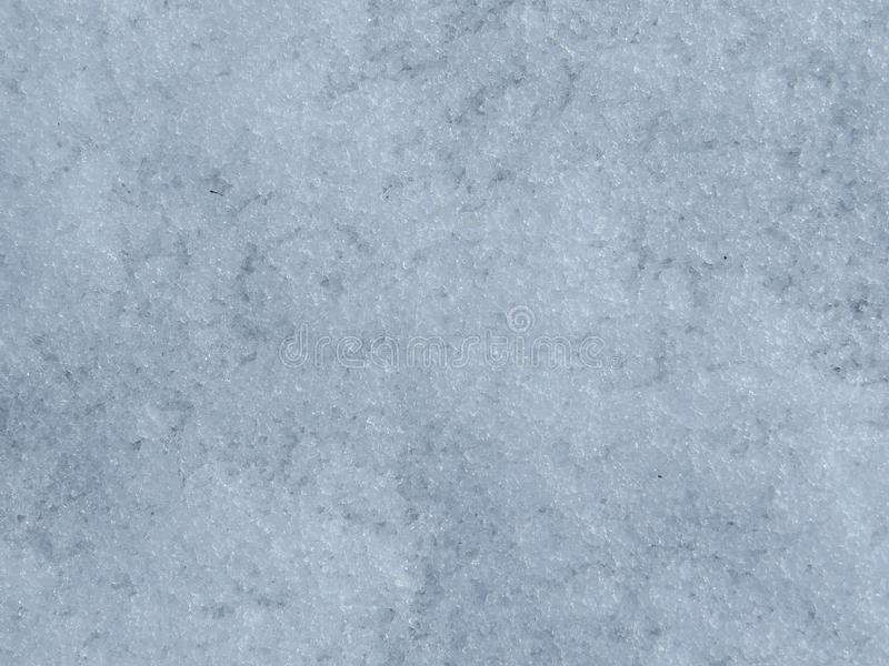 Winter Frosty Snow Abstract Background royalty free stock photography