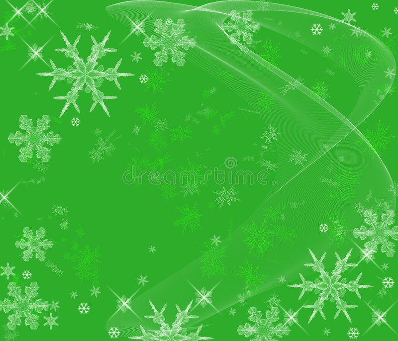 Download Icy Snowflakes Background stock illustration. Illustration of design - 1614149