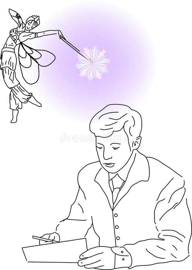 Idée illustration de vecteur