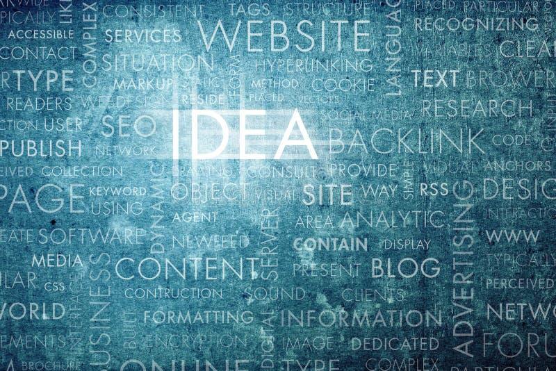 Idée photos stock