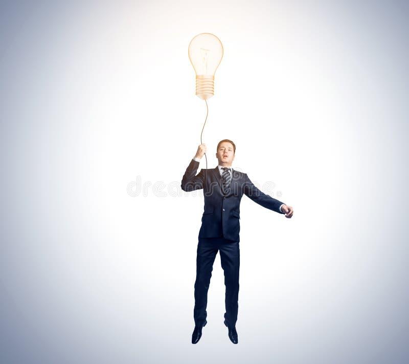 Idée et concept d'innovation images libres de droits