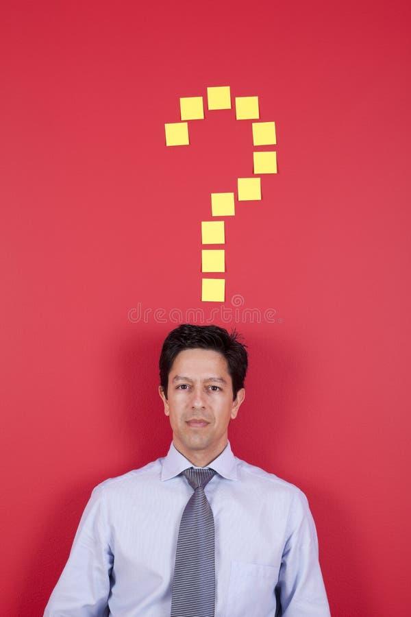 Idées d'homme d'affaires images stock