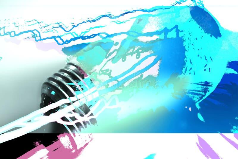 idérikt flöde vektor illustrationer