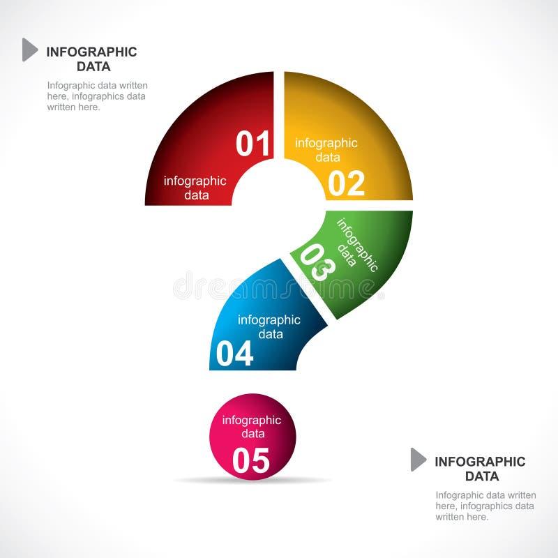 Idérik affär Infographics vektor illustrationer