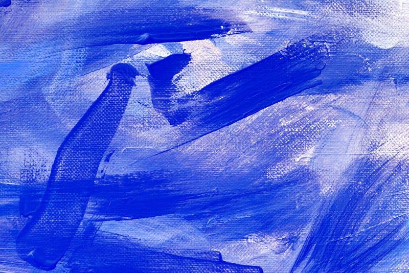 Id?rik abstrakt hand m?lad bakgrund, tapet, textur Backgrounde f?r abstrakt konst arkivfoto
