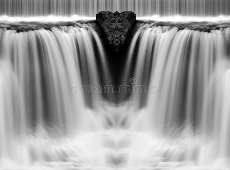 idaho shoshone wodospadu zdjęcia stock