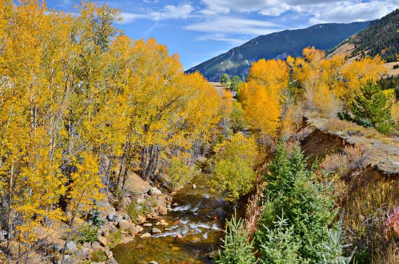 Idaho vårar, Colorado arkivfoto