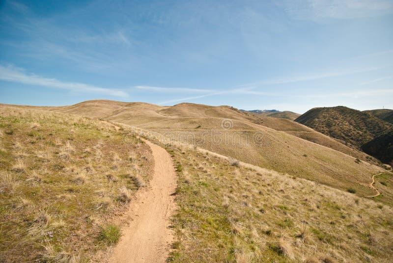 Idaho-Vorberge lizenzfreies stockbild