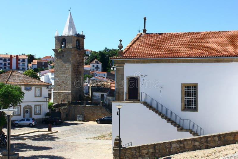 Idanha-ein-Nova bei Portugal stockfotografie