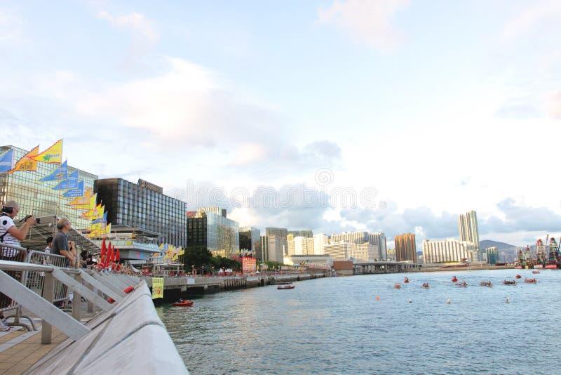Hong Kong :IDBF Club Crew World Championships 2012 Editorial Photo
