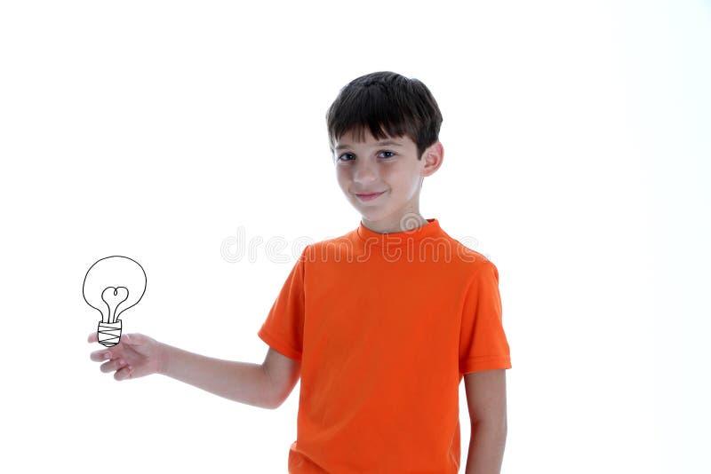 Download Idea stock image. Image of bulb, smart, lightbulb, think - 20924625