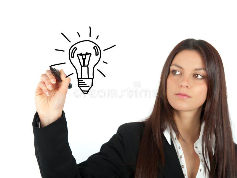 Download Idea stock image. Image of happy, idea, future, positive - 23229969