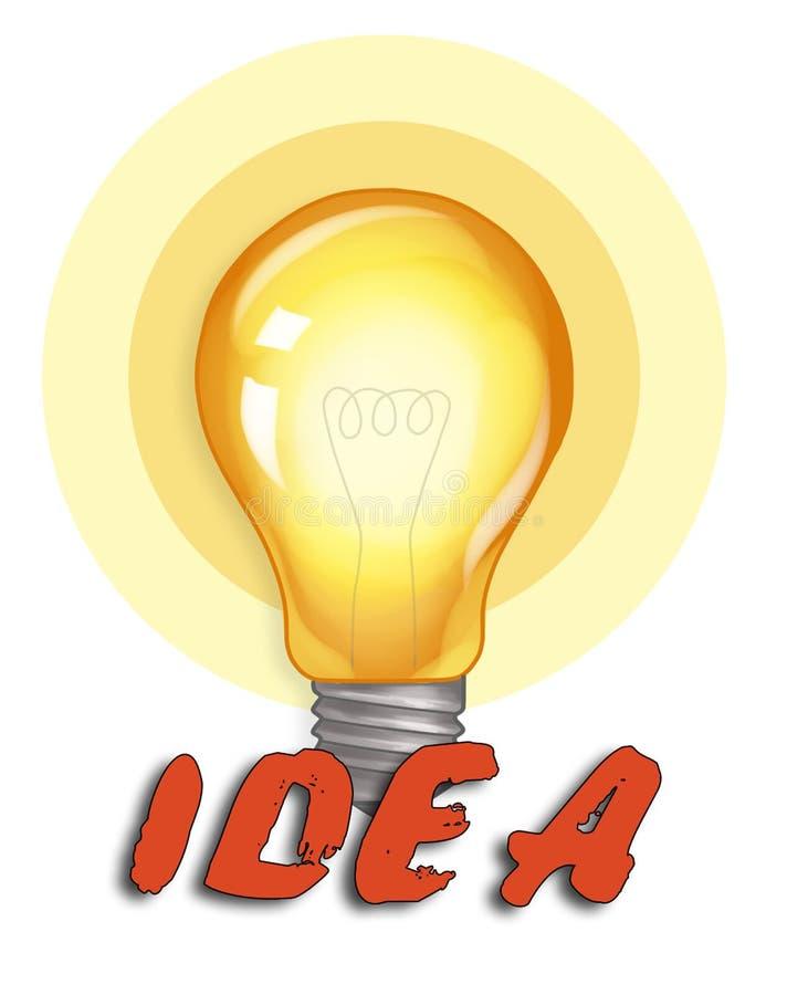 Idea fotografie stock