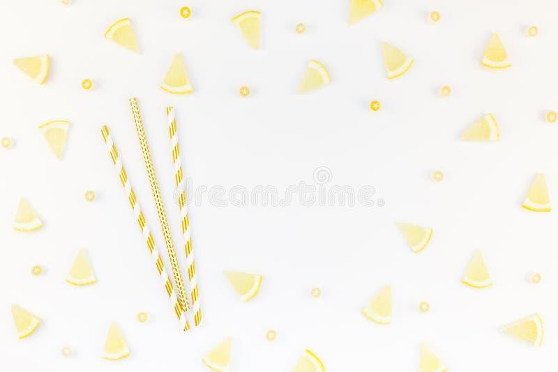 Idea calda della limonata del rinfresco di estate immagini stock libere da diritti