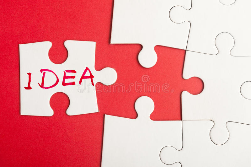 Puzzles stock photo  Image of join, challenge, hand, pattern