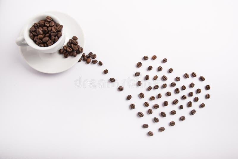 Idea concettuale di caffè immagini stock libere da diritti