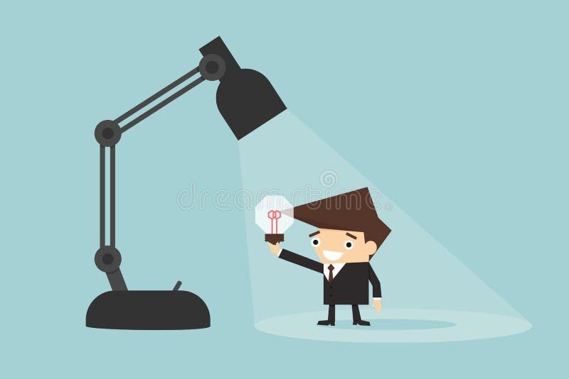 Idea stock illustration