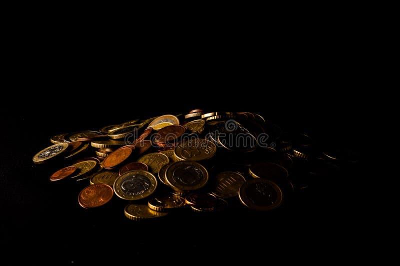 Idea del concepto del dinero del negocio imagenes de archivo