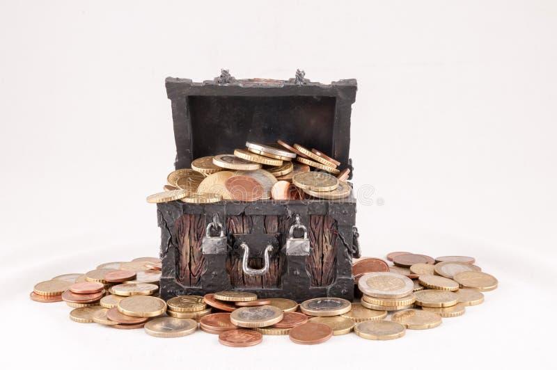 Idea del concepto del dinero del negocio fotos de archivo libres de regalías