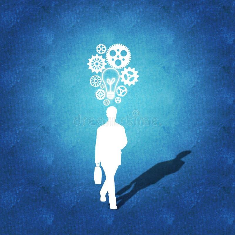 Download Idea e successo di affari illustrazione di stock. Illustrazione di gruppo - 30831002