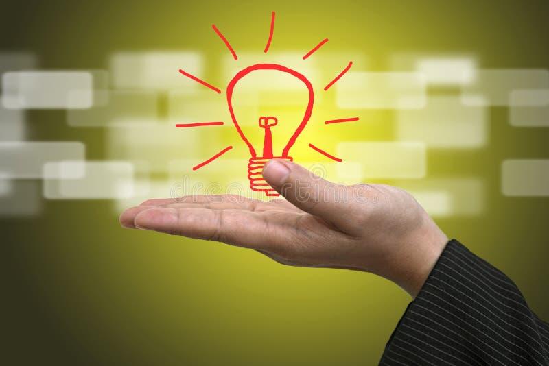 Idea Innovation Concept stock photo