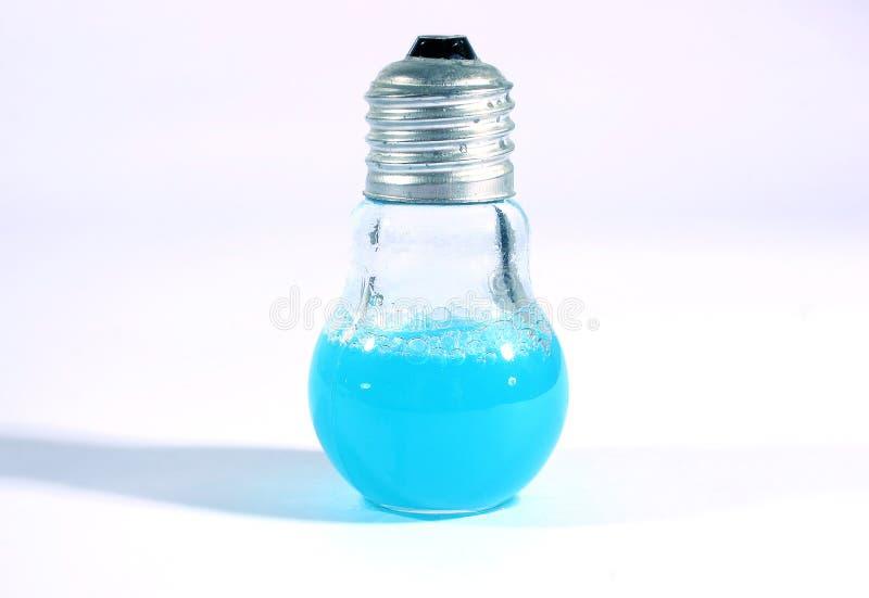 Idea liquida immagini stock
