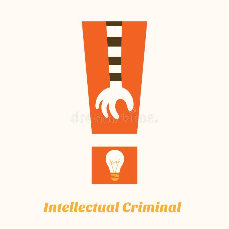 Free Idea Stealing Intellectual Criminal Aware Stock Photography - 42046152