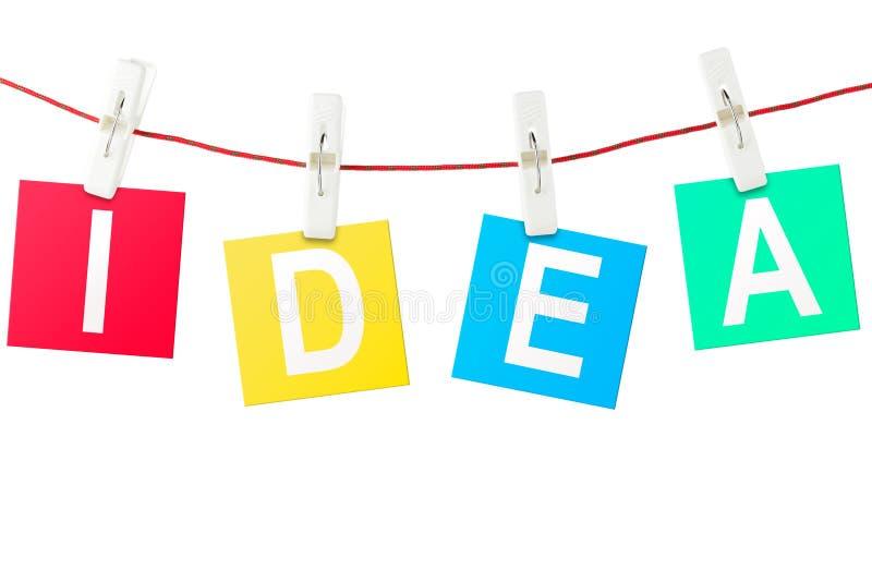 Idea tags