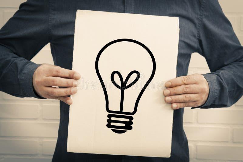 Idea y creatividad imagen de archivo libre de regalías