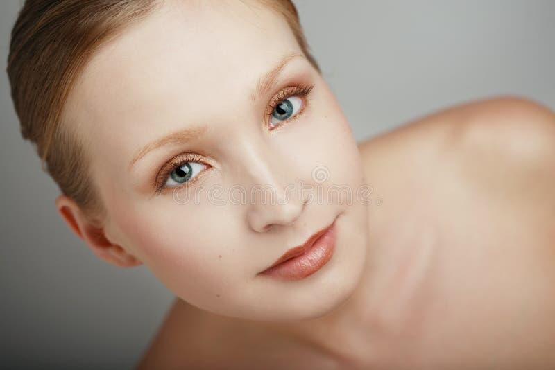 Ideal beauty stock photo