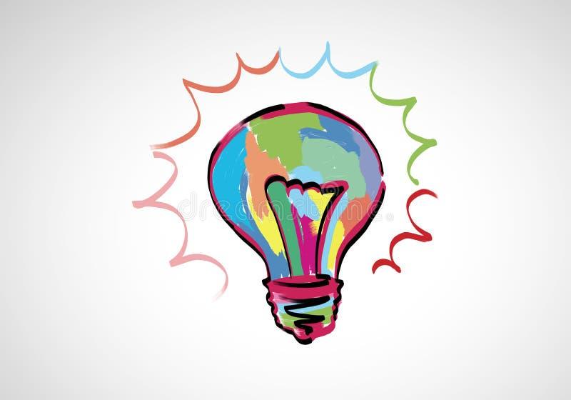 Ideas creativas libre illustration