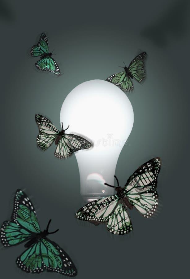 Ideen ziehen Reichtum an