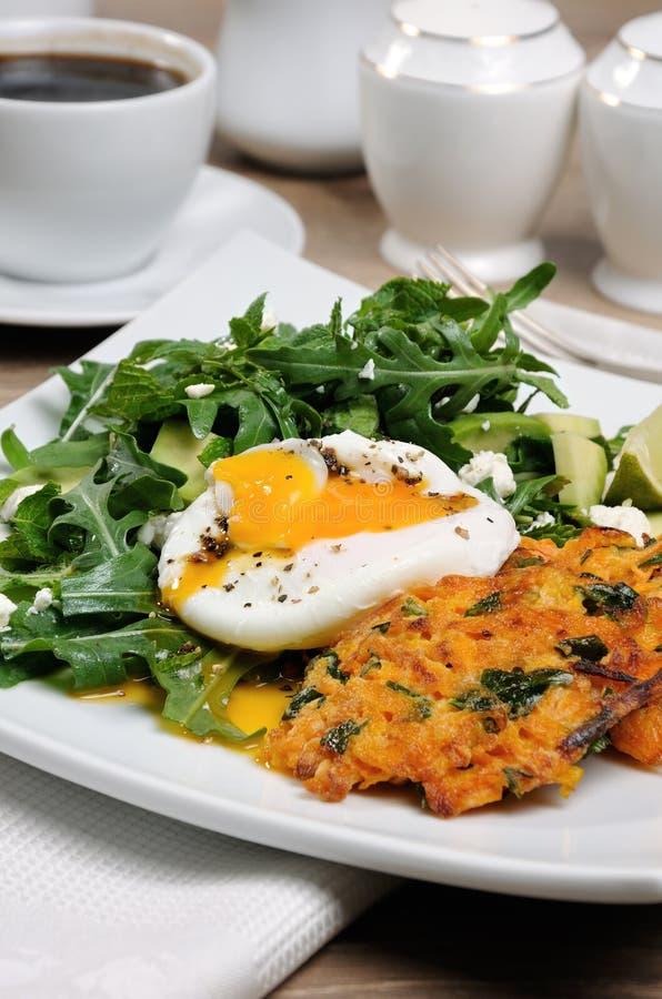 Ideia da refeição matinal fotografia de stock royalty free